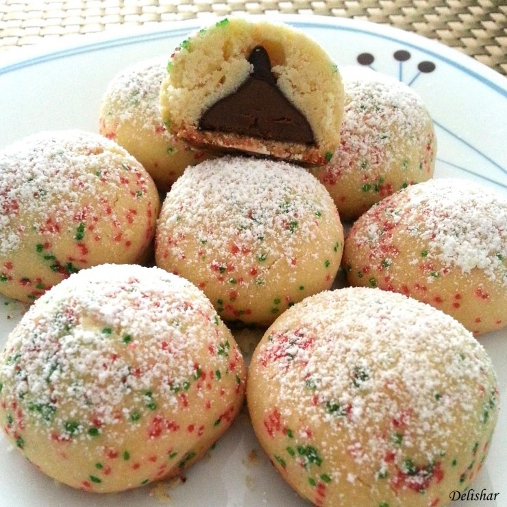 Snowball Cookies 3
