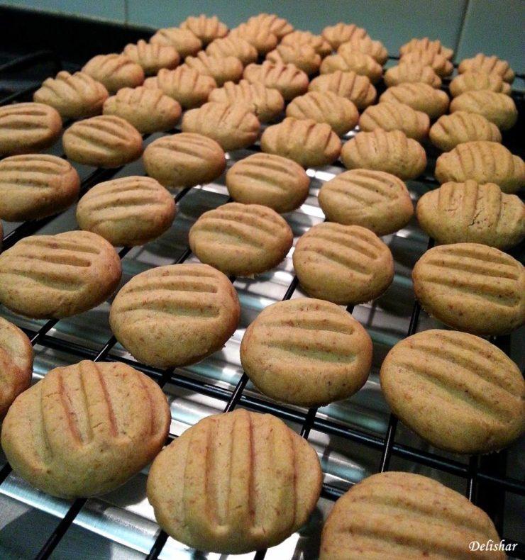 Milo german cookies