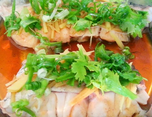 steamed canton fish 2