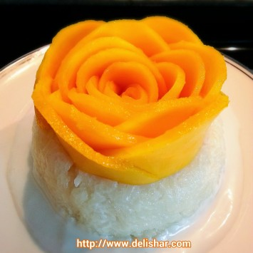 how to cook thai sticky rice in microwave