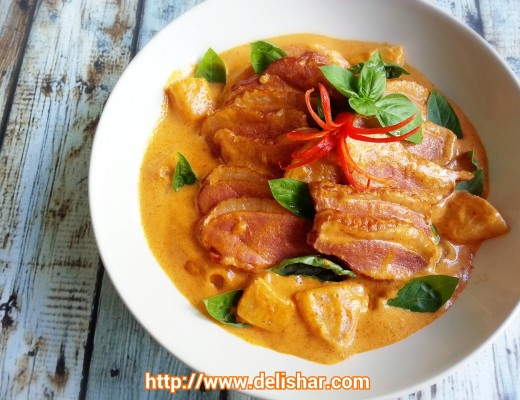 Pork and Potato Stew | Delishar - Singapore Cooking Blog