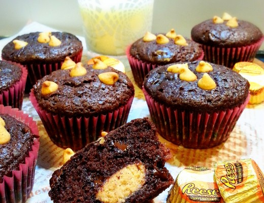 reeses muffins 1