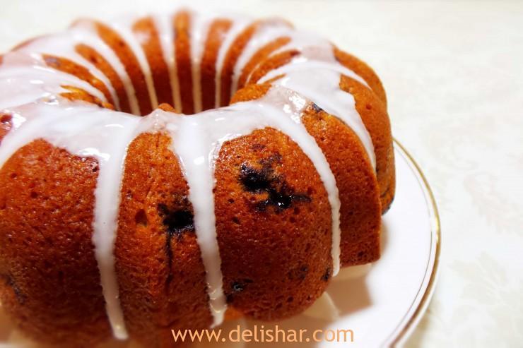 blueberry cake 5