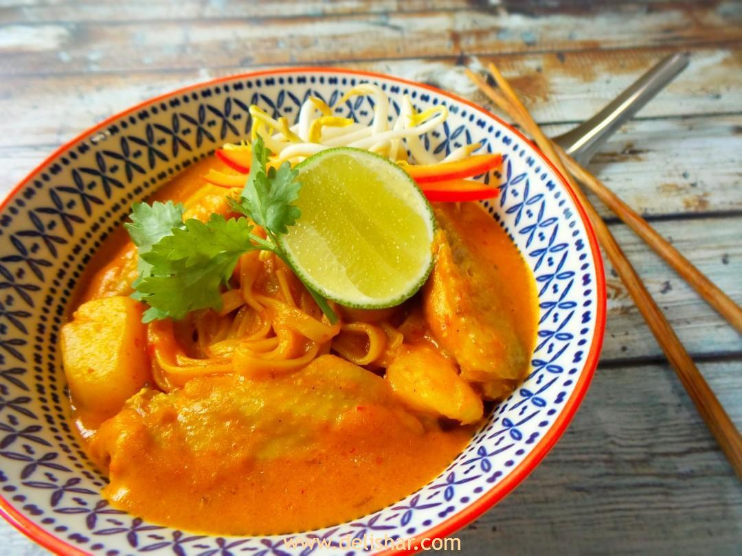 thai chicken curry 4