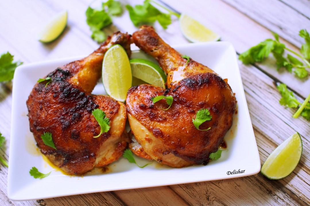 Tom Yum Chicken 1
