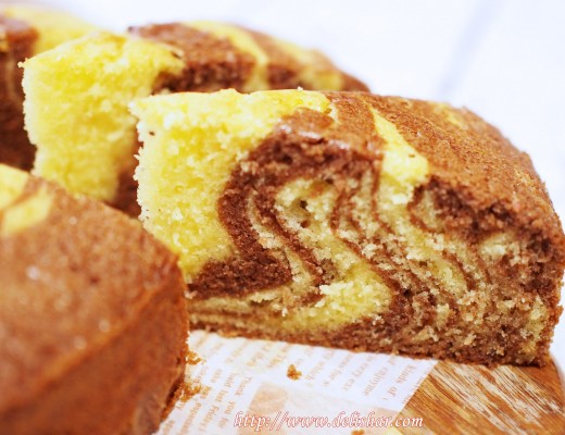 marble butter cake 5