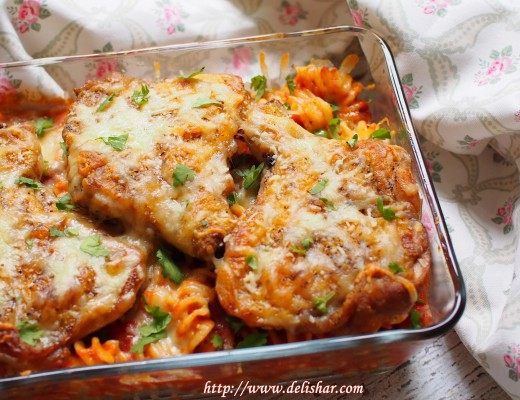 Baked Chicken Fusilli 2
