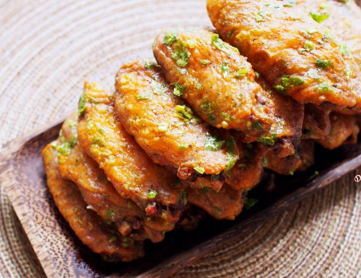 Lime Cilantro Wings 6