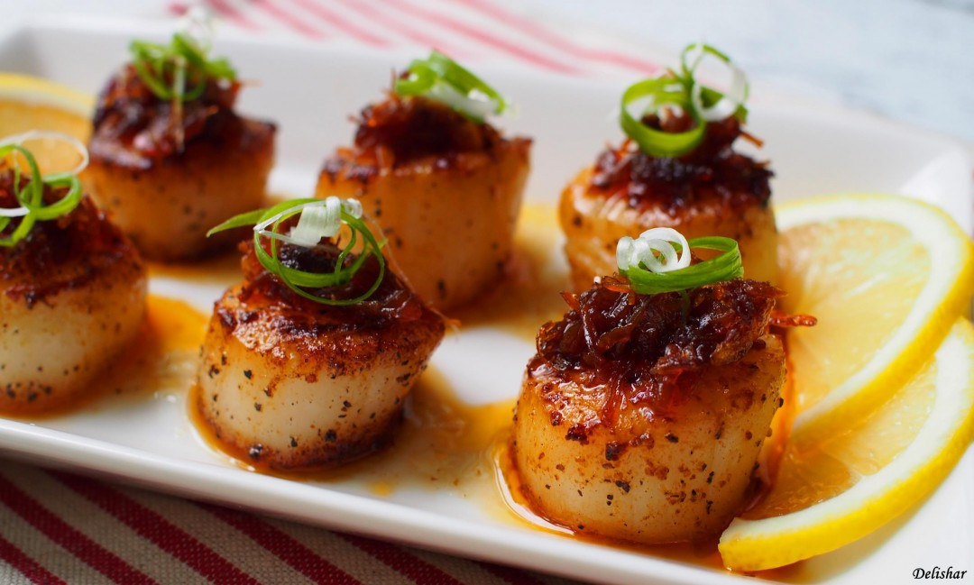 seafood scallops how to cook