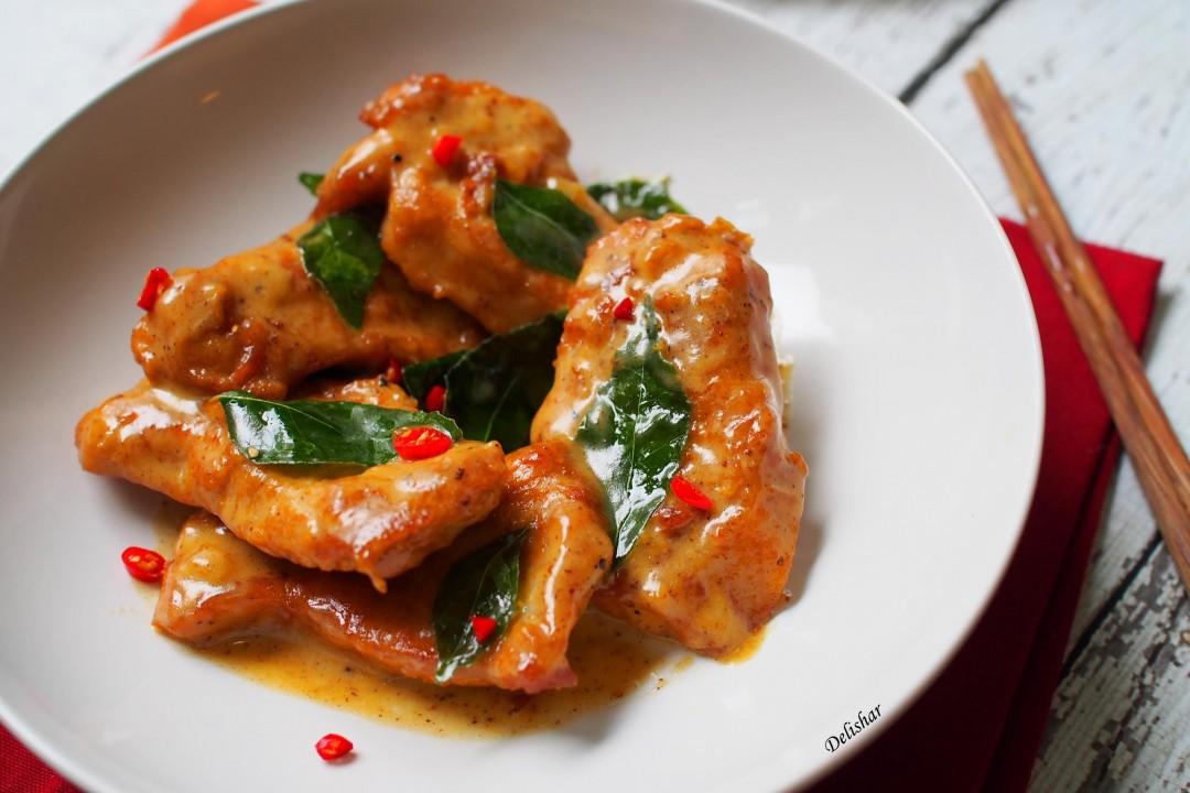 pork chop recipe singapore Butter Pork Chops