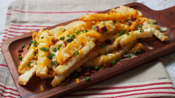 Cheese Fries 1