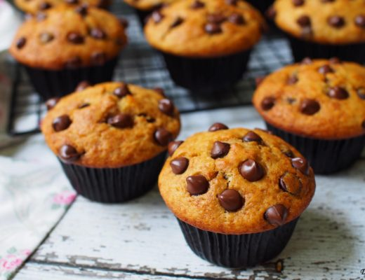 Chocolate Chips Muffins 6