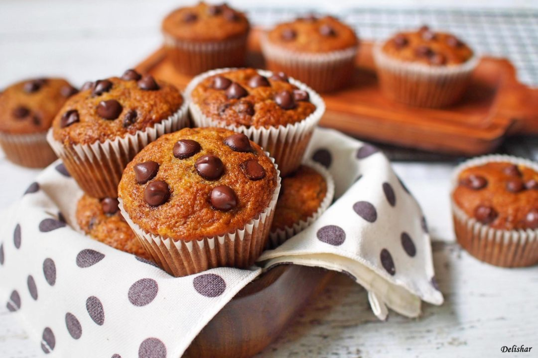 Best Oatmeal Chocolate Chip Muffin Recipes