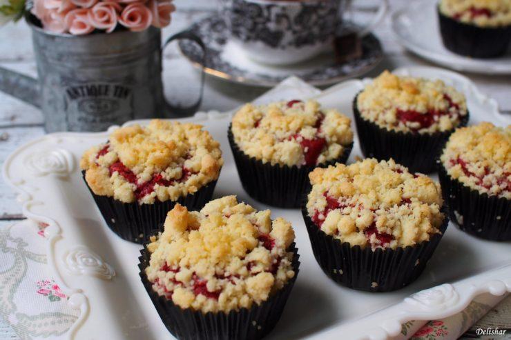 Red Velvet Muffins 2