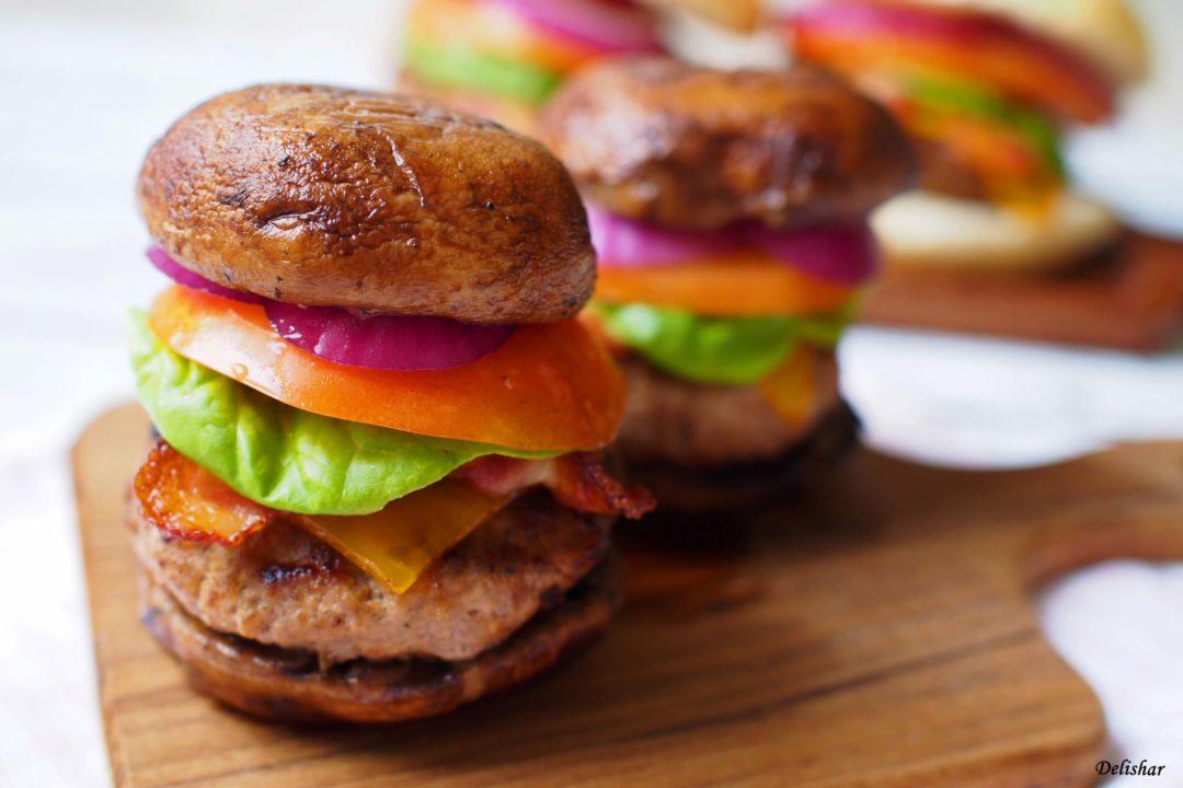 BLT Burger 4