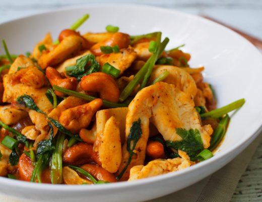 Chilli Jam Chicken