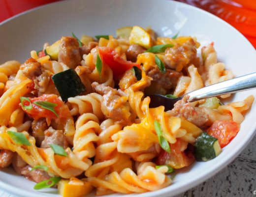 One Pot Sausage Fusilli 2