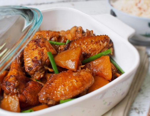 Soy Braised Chicken 1