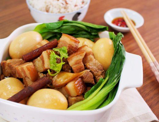 Stewed Pork Belly 6