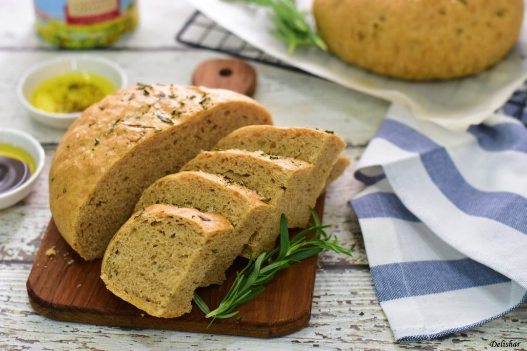 Rosemary Bread 6