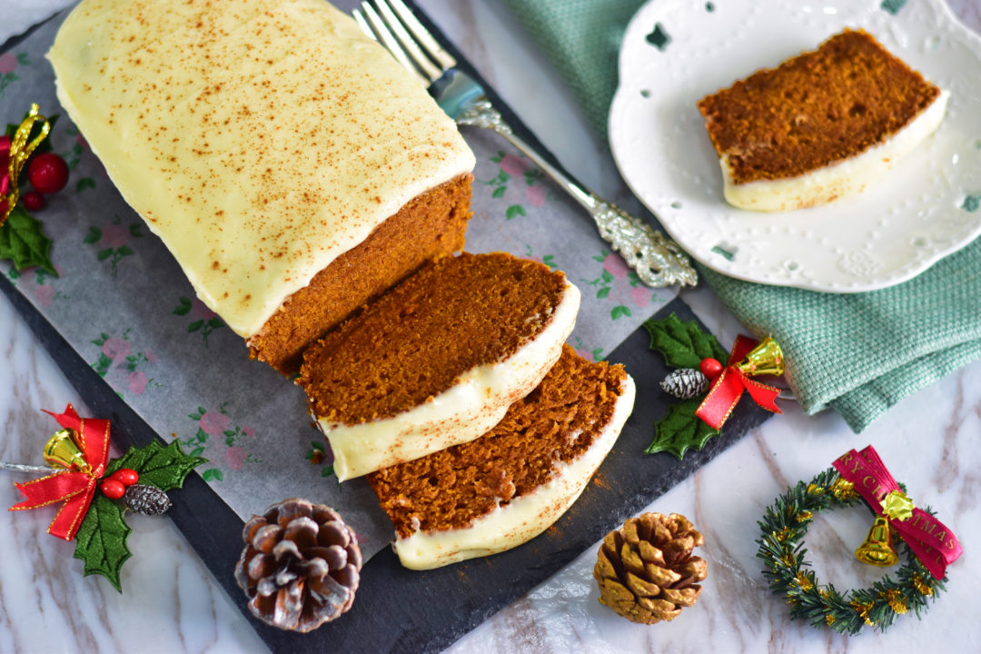 pumpkin-spice-loaf-with-cream-cheese-frosting-11