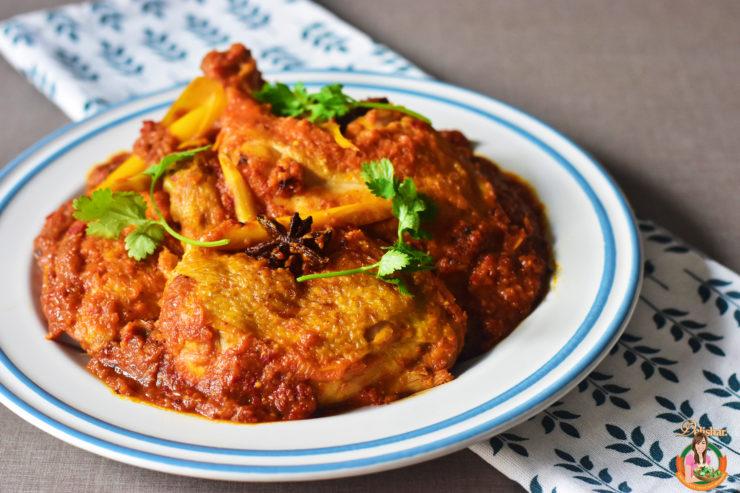 Ayam Masak Merah Gluten Free Paleo Delishar Singapore Cooking