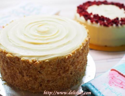 Cream Cheese Carrot Cake Recipe Singapore